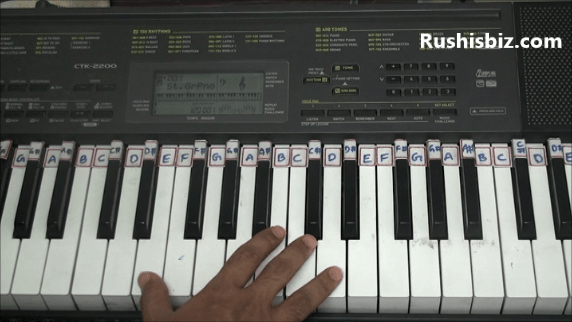 What is Pitch in 'Piano' ? – Video Tutorials – @Rushisbiz.com