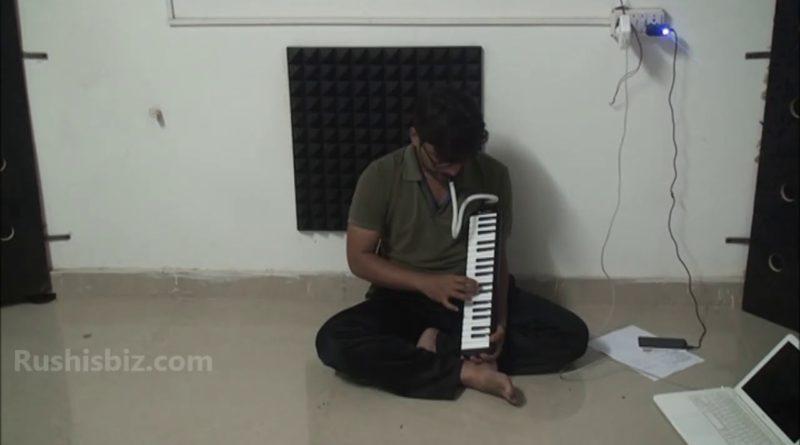 Mehndi Lagake Rakhna – Melodica Instrumental